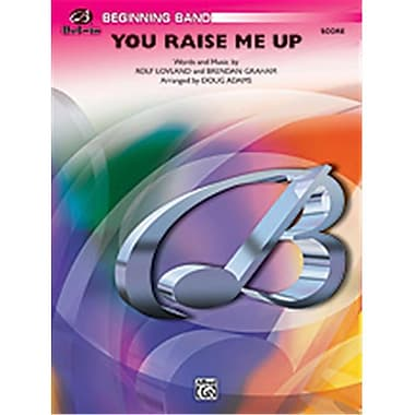 Alfred You Raise Me Up (LFR4134)