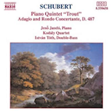 Alfred Piano Quintet Trout (LFR6883)