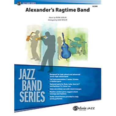Alfred Alexanders Ragtime Band - Conductor Score (LFR3180)