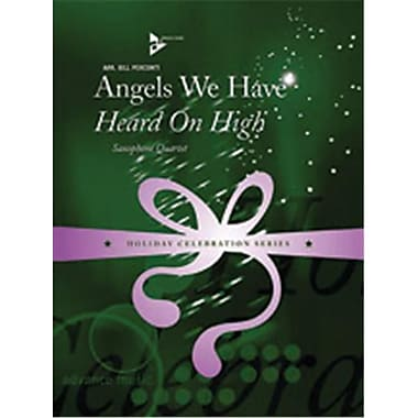 Alfred Angels We Have Heard on High - Conductor Score & Parts (LFR6138)