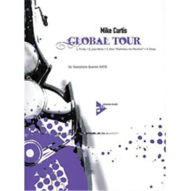 Alfred Advance Music Global Tour (LFR4347)