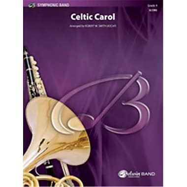Alfred Celtic Carol, Conductor Score - 4 - Medium (LFR4243)