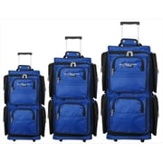 Overland Travelware Vertical Duffel Bag Set - Piece of 3 (OLND015)