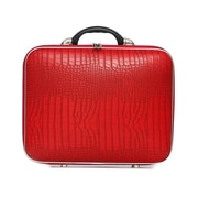 Bombata 17 in. Cocco Bold Overnight Bag - Red (BMBT029)