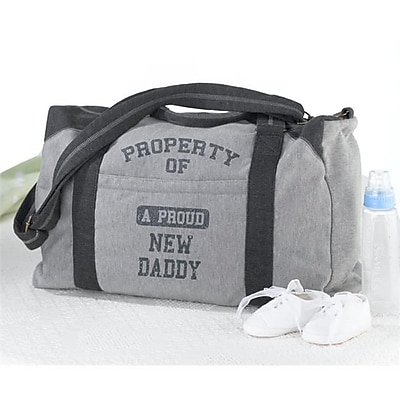 Lillian Rose Property of Daddy-Diaper Bag (LLRS1197)