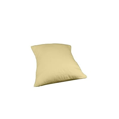 BedVoyage Travel Pillow Case, Butter (BVDHM172)