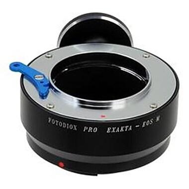 Fotodiox Pro Lens Mount Adapter - Exakta, Auto Topcon SLR Lens To Canon EOS M Mirrorless Camera Body (FTDX1507)