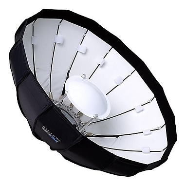 Fotodiox 40 in. EZ-Pro Studio Solutions Beauty Dish & Softbox Combination with Speedotron Speedring (FTDX429)