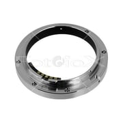 Fotodiox Pro Lens Mount Adapter - Leica R SLR Lens To Sony Alpha A-Mount SLR Camera Body with Focus Confirmation Chip (FTDX983)