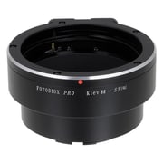 Fotodiox Pro Lens Mount Adapter - Kiev 88 SLR Lens To Sony Alpha A-Mount SLR Camera Body (FTDX985)
