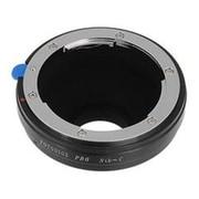 Fotodiox Pro Lens Adapter - Nikon F Mount D-SLR Lens To C-Mount Cine & CCTV Camera Body (FTDX1427)