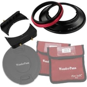 Fotodiox WonderPana Absolute Filter Holder for Various 14 mm Full Frames & Ultra Wide Angle Lens Filter Adapter (FTDX686)