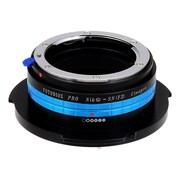 Fotodiox Pro Lens Mount Adapter - Nikon Nikkor F Mount G-Type D-SLR Lens To Sony CineAlta FZ-Mount Camera Bodies (FTDX942)