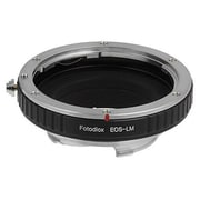 Fotodiox Lens Mount Adapter - Canon EOS D-SLR Lens To Leica M Mount Rangefinder Camera Body (FTDX1091)