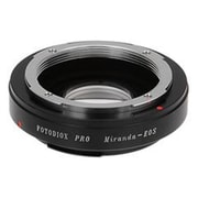 Fotodiox Pro Lens Mount Adapter - Miranda SLR Lens To Canon EOS Mount SLR Camera Body (FTDX1207)
