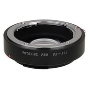 Fotodiox Pro Lens Mount Adapter - Praktica B SLR Lens To Canon EOS Mount SLR Camera Body (FTDX1194)