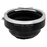Fotodiox Pro Lens Mount Adapter - Pentax 6 x 7 Mount SLR Lens To Canon EOS Mount SLR Camera Body (FTDX1196)