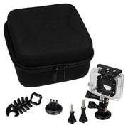 Fotodiox Pro GoTough CamCase Double Kit for 2 GoPro Camera, Red (FTDX775)
