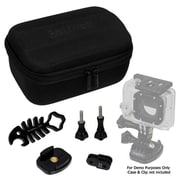 Fotodiox Pro GoTough CamCase Single Kit for One GoPro Camera, Red (FTDX780)