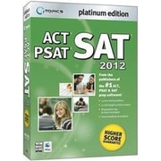 TOPICS Entertainment 227460 CollegeSuccess SAT- PSAT- ACT Platinum Edition (XS227460)