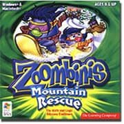 Learning Company 29300 Zoombinis - Mountain Rescue (XS29300)