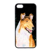 Carolines Treasures Starry Night Collie Smooth Cell Phone Cover Iphone 5 (CRLT13904)