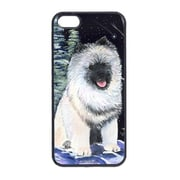 Carolines Treasures Starry Night Keeshond Cell Phone Cover Iphone 5 (CRLT13694)