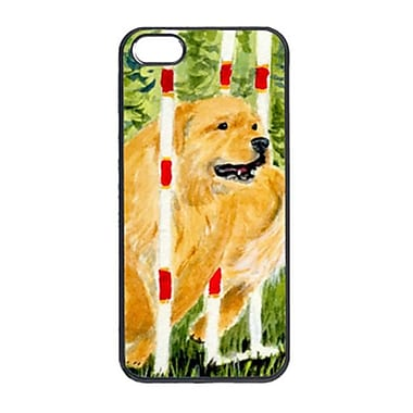Carolines Treasures Golden Retriever Iphone 5 Cover (CRLT14725)