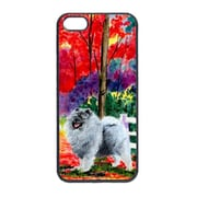 Carolines Treasures Keeshond Cell Phone Cover Iphone 5 (CRLT13739)