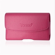 Reiko Blackberry 8300 Horizontal Pouch, Hot Pink - 4.30 x 2.40 x 0.60 in. (RKWL12204)