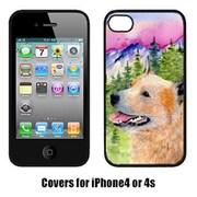 Carolines Treasures Australian Cattle Dog Cell Phone cover IPhone 4 (CRLT15765)