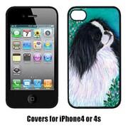 Carolines Treasures Japanese Chin Iphone 4 Cover (CRLT15099)