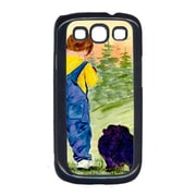 Carolines Treasures Little Boy With His Pomeranian Cell Phone Cover Galaxy S111 (CRLT14104)
