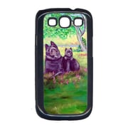 Carolines Treasures Schipperke Cell Phone Cover Galaxy S111 (CRLT14271)