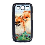 Carolines Treasures Pomeranian Cell Phone Cover Galaxy S111 (CRLT14056)