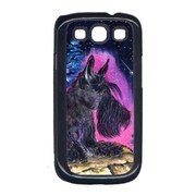 Carolines Treasures Starry Night Scottish Terrier Cell Phone Cover Galaxy S111 (CRLT14079)