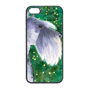 Carolines Treasures Schnauzer Cell Phone Cover Iphone 5 (CRLT13075)