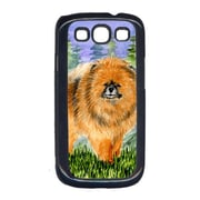 Carolines Treasures Pomeranian Cell Phone Cover Galaxy S111 (CRLT13793)