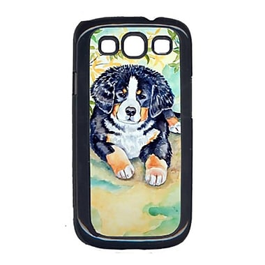 Carolines Treasures Bernese Mountain Dog Puppy Cell Phone Cover Galaxy S111 (CRLT15654)