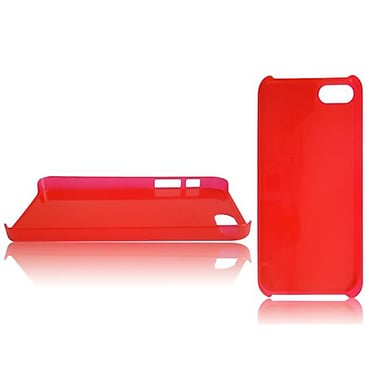 RND Accessories Slim-Fit Protective Case For Apple iPhone 5 - Transparent Red Rose (RNDP089)