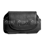 Reiko Extra Small Horizontal Pouch, Black - 3.35 x 1.75 x 0.91 in. (RKWL12190)