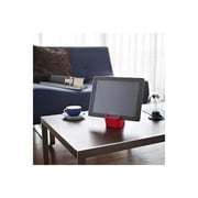 YAMAZAKI home 3.4 x 2.8 in. Square Tablet Stand - Red (YMZK274)