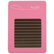 KudoCase Pro Kudo Solar Case with HDMI for iPad 2 - Pink (WLSNG004)
