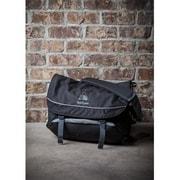 Backside Bakryder Messenger Bag - Black (INFLS197)