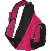 Everest BB015-HPK-BK Sling Bag - Hot Pink-Black (EVRT613)