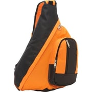 Everest BB015-OG-BK Sling Bag - Orange-Black (EVRT614)