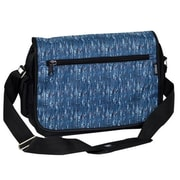 Everest Casual Messenger Briefcase - Blue Tweed (EVRT616)