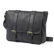 Claire Chase Sorrento Computer Messenger - Black (CLRCS030)