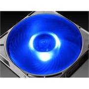 Silverstone Technology 120mm Air Penetrator Fan - Blue Led (SVSTT019)