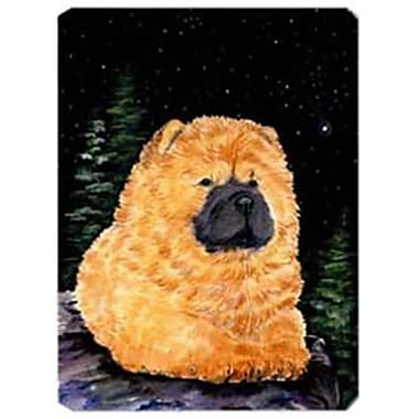 Carolines Treasures Starry Night Chow Chow Mouse Pad (CRLT22450)
